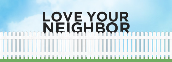 Good Neighbor Day Is Coming Up!