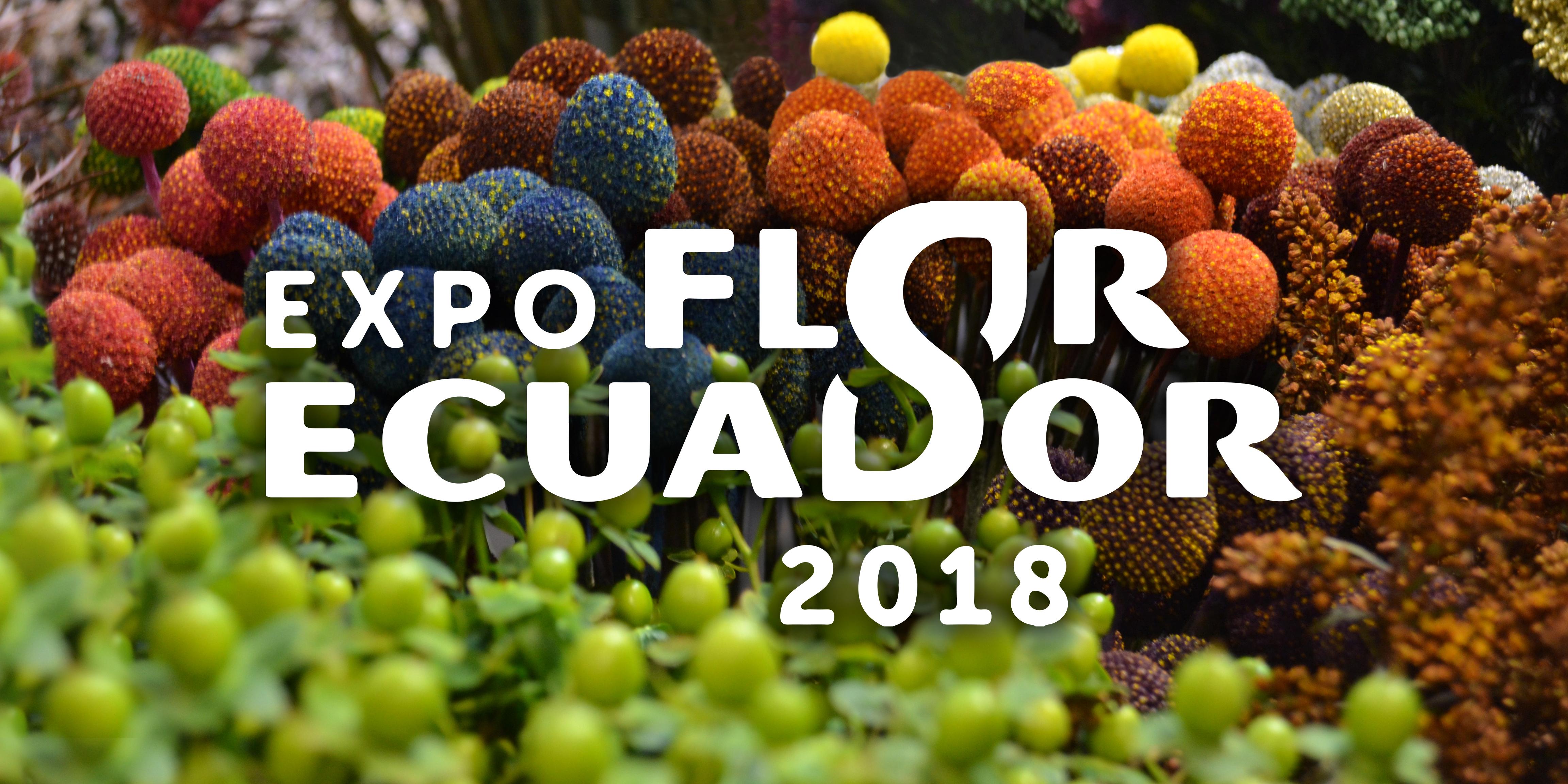 EXPO-FLOR FAIR AND TRADESHOW 2018