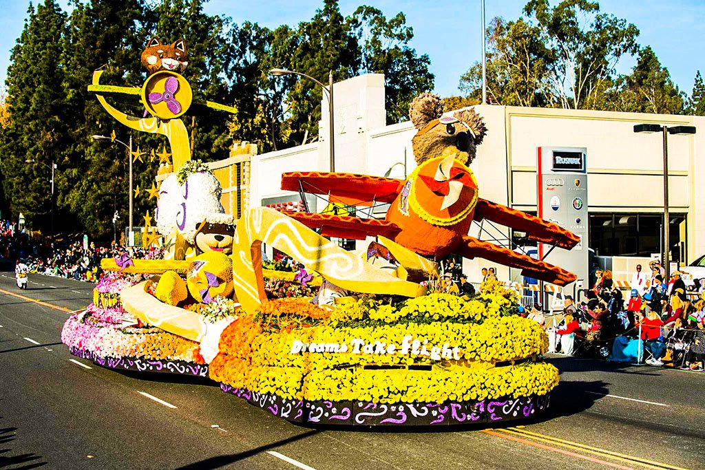 Rose Parade Tradition