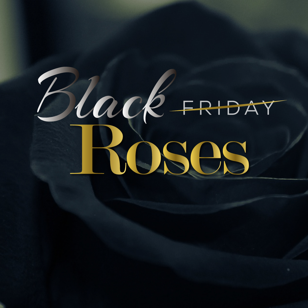 Black Roses In Black Friday