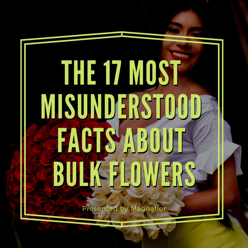 The 17 Most Misunderstood Facts About Fresh Bulk Flowers